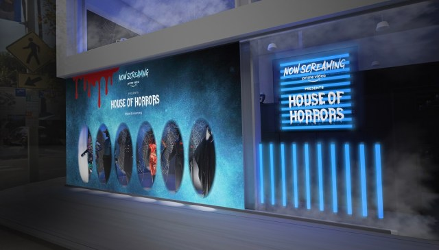 [News] Amazon Prime Video Launches House of Horrors: A Prime Video Pop Up Shop This Halloween Season