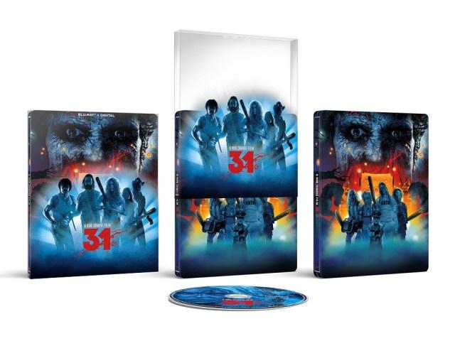 [News] Rob Zombie's 31 Arrives on Blu-ray & Digital Steelbook Oct. 26