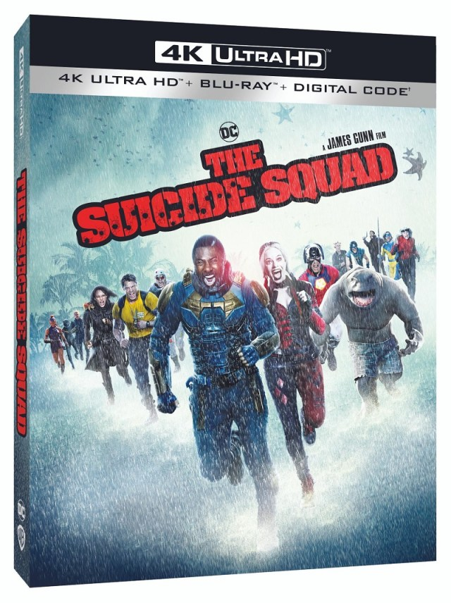 [News] Warner Bros. Home Entertainment Announces THE SUICIDE SQUAD