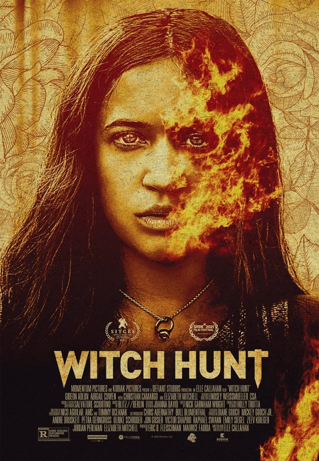 [News] Prepare for WITCH HUNT with Latest Trailer