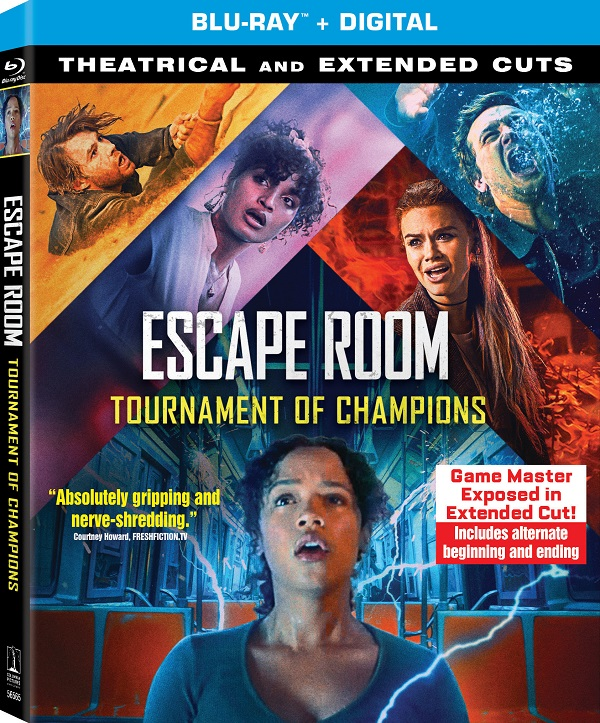 [News] ESCAPE ROOM: TOURNAMENT OF CHAMPIONS Arrives on Digital Sep 21