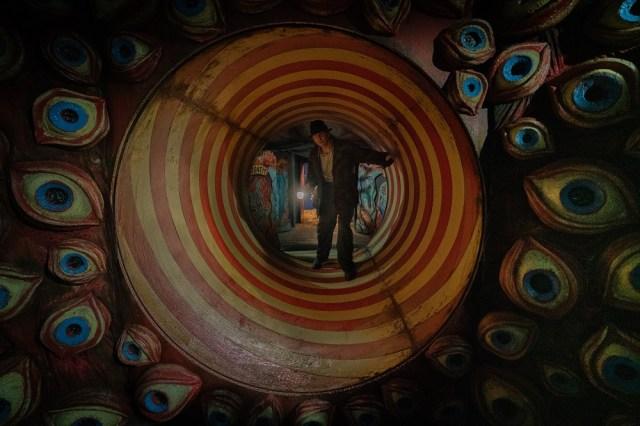 [News] Take a Peek Inside The NIGHTMARE ALLEY Teaser