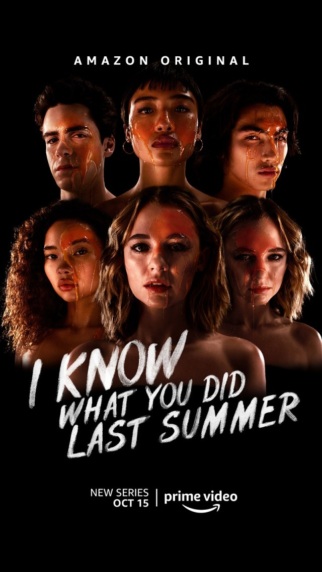 [Interview] Sebastian Amoruso for I KNOW WHAT YOU DID LAST SUMMER