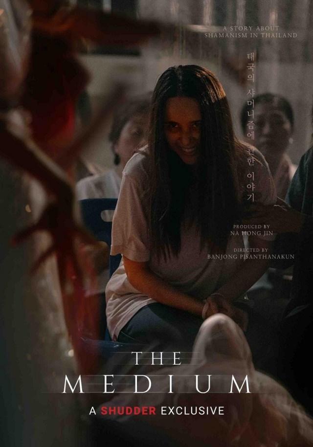 [News] Shudder Drops New Trailer for Supernatural Horror THE MEDIUM