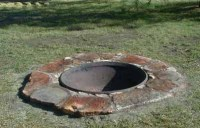 Links for creating a fire pit? | Yahoo Answers
