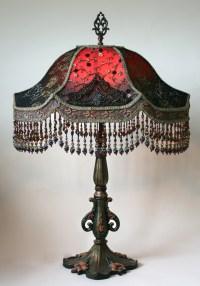 Nightshades - Victorian Bird Lampshade