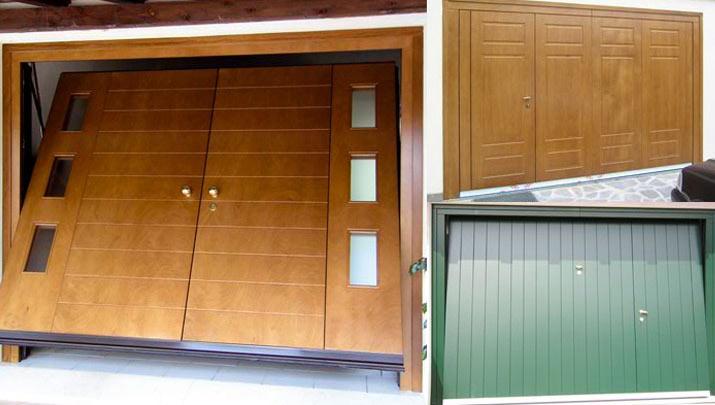 Porte basculanti per garage portoni manuali e automatici