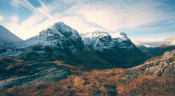 1440p Fall Wallpaper Escocia Las Leyendas De Las Tierras Altas Destinos