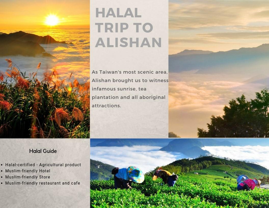 10 Langkah Pemerintah Taiwan Wujudkan Wisata Halal Nihao