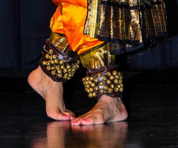 Advanced~Murali Palangat~Dancing Feet