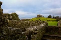 Rock of Cashel by Bruce Liffiton