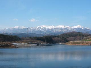 山ノ入ダムの写真