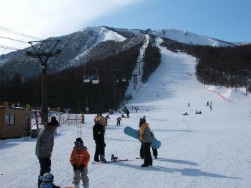 あだたら高原スキー場の写真