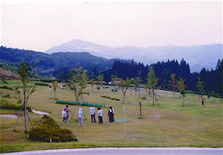 日山パークゴルフ場の写真