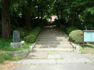 二本松少年隊・戦死の地の写真