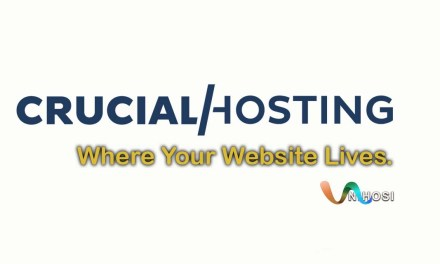 Crucial Hosting | Where Your Website Lives.