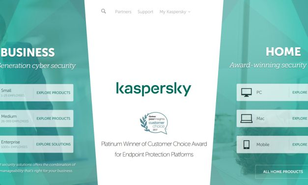 Kaspersky Antivirus Protection & Internet Security