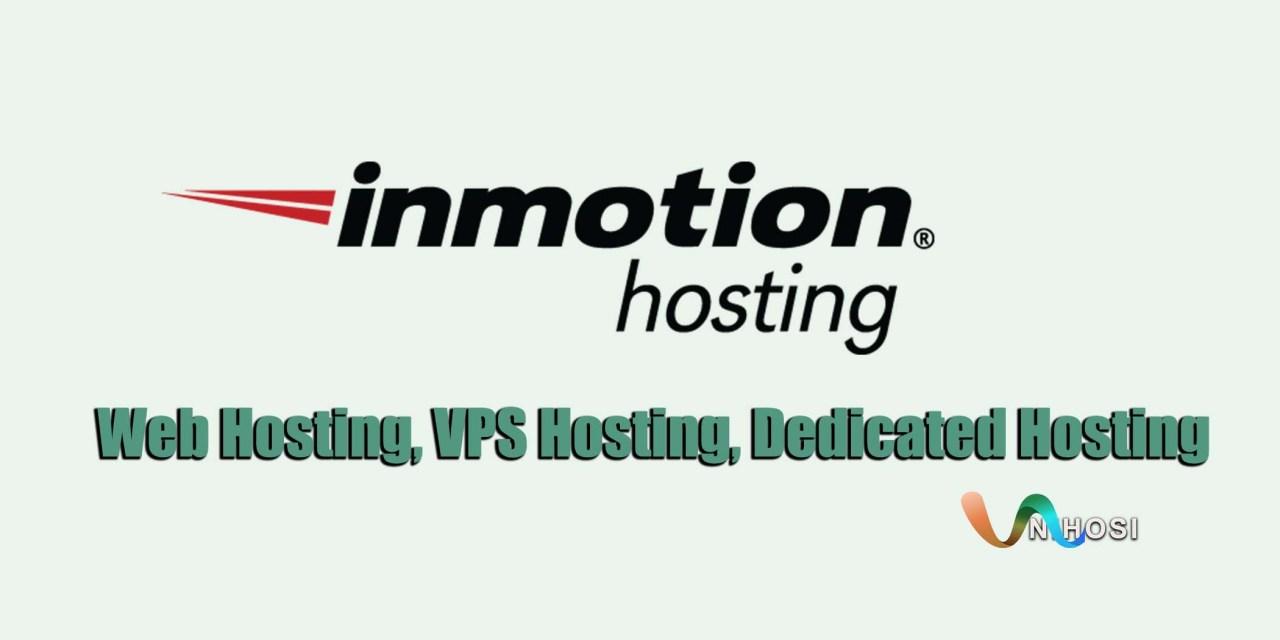 InMotion Hosting: Web Hosting, VPS Hosting, Dedicated Hosting