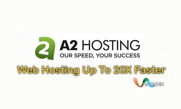 A2 Hosting: Web Hosting Up To 20X Faster Hosting For Your Website