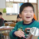 子どもの笑顔