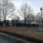 Piikkiön sankarihauta 6.12.2018