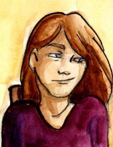 Susan, webcomic Numb