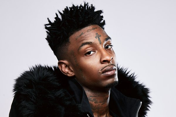 Rapper 21 Savage arrested, may be deported to the United Kingdom