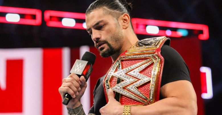 Roman Reigns returns back to WWE after conquering Leukemia