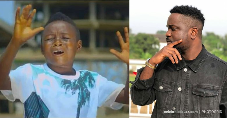 Sarkodie finally meets Yaw Dabo to solve his 'Gboza' music video problem