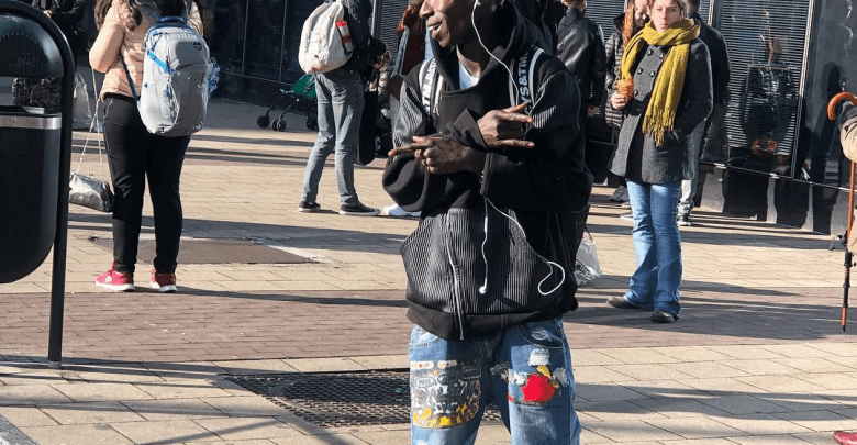 PATAPAA SHARES 'SWAGGER' PHOTO AFTER ARRIVING IN BELGIUM ON EUROPE TOUR