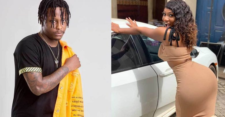 Wendy Shay Speaks In Parables After Kelvyn Boy Was Sacked From Stonebwoy's Burniton Music Group
