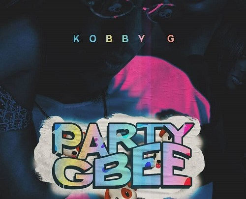Kobby G — Party Gbee artwrk
