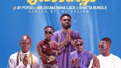 Photo of Ahkan – Blessings Ft AY Poyoo x Ablekuma Nana Lace x Shatta Bundle