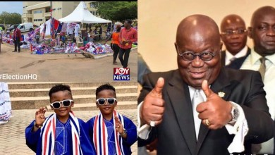 Photo of First photos from NPP's Manifesto launch