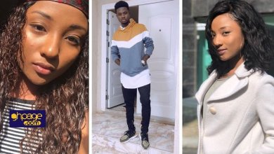 Photo of Meet The Girl Who Broke Kuami Eugene's Virginity; She Is A Ghanaian-Korean |Photos|