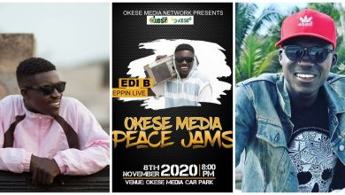 Photo of EDi B Joins Okese fm in Preaching Peace