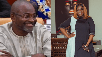 "Photo of ""I'm Sorry For Disrespecting You, I'm Am Your Daughter And You Are My Father, But No More Expensive Jokes"" – Tracey Boakye To Kennedy Agyapong"