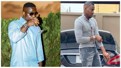 Photo of Ibrah One punch Sarkodie – Your mates in Nigeria uses luxurious cars and you are here bragging in Range Rover