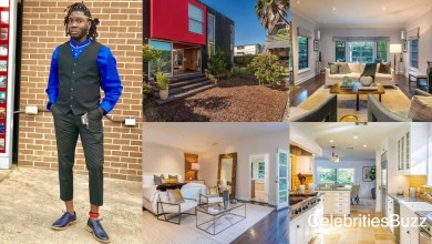 Photo of Showboy acquires a new mansion worth over $100K in Tema days after purchasing a posh car