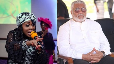 Photo of Akosua Agyapong Laments – Had I Listened To Papa J, The Music Industry Would Still Be Vibrant