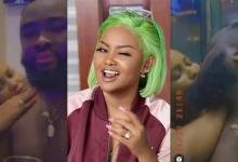 Photo of Nana Ama McBrown Speaks On How Video Of Her Kissing Her Husband Came Out