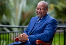 Photo of Africa Union appoints Mahama as special envoy to Somalia