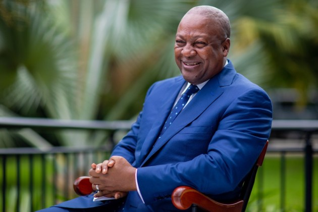 Africa Union appoints Mahama as special envoy to Somalia