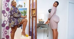 Photo of Abena Korkor at it again, goes completely raw in latest bedroom video