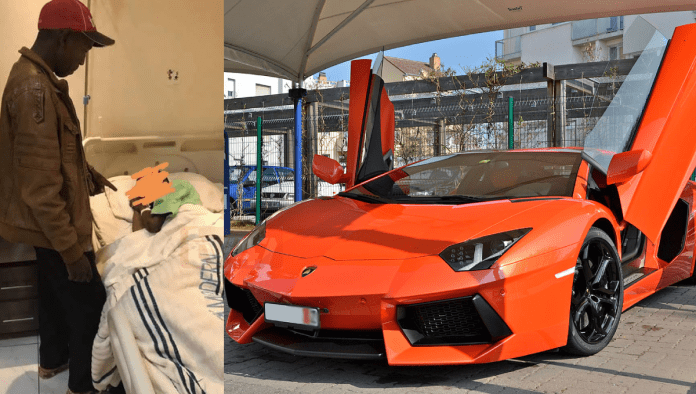 Zimbabwe: How a 27-year-old man nearly died by fasting day and night continuously to buy a Lamborghini for his girlfriend