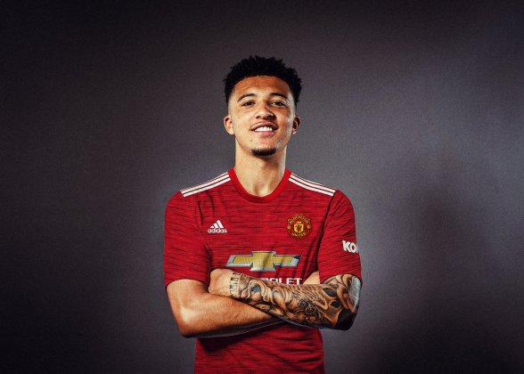 Jadon Sancho on the verge of joining Manchester United as £73m deal has been agreed on [Details]