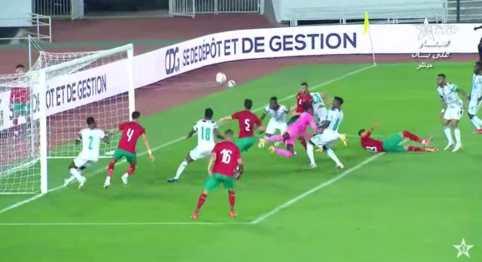 """""""Get him out of the Black Stars now"""" – Ghanaians descend on Razak Abalora for conceding cheap goal against Morocco Video"""