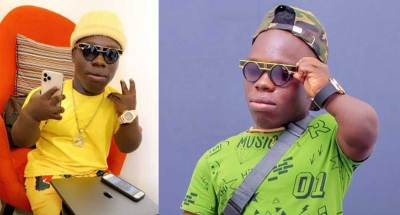 Shatta Bandle reportedly welcomes first child with baby mama | Photo