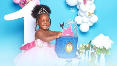 Photo of Tracey Boakye throws Lavish Party for 1 year old Daughter