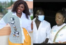 Photo of Tracey Boakye Finally Reveals The Identity Of Her Baby Daddy? | Photo